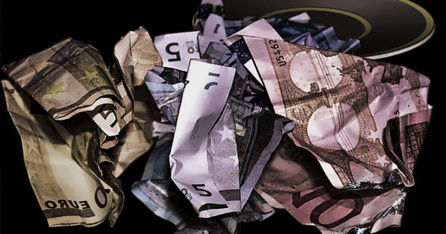 Los jugadores secretos utilizar para administrar su fajo de billetes de juegos de azar