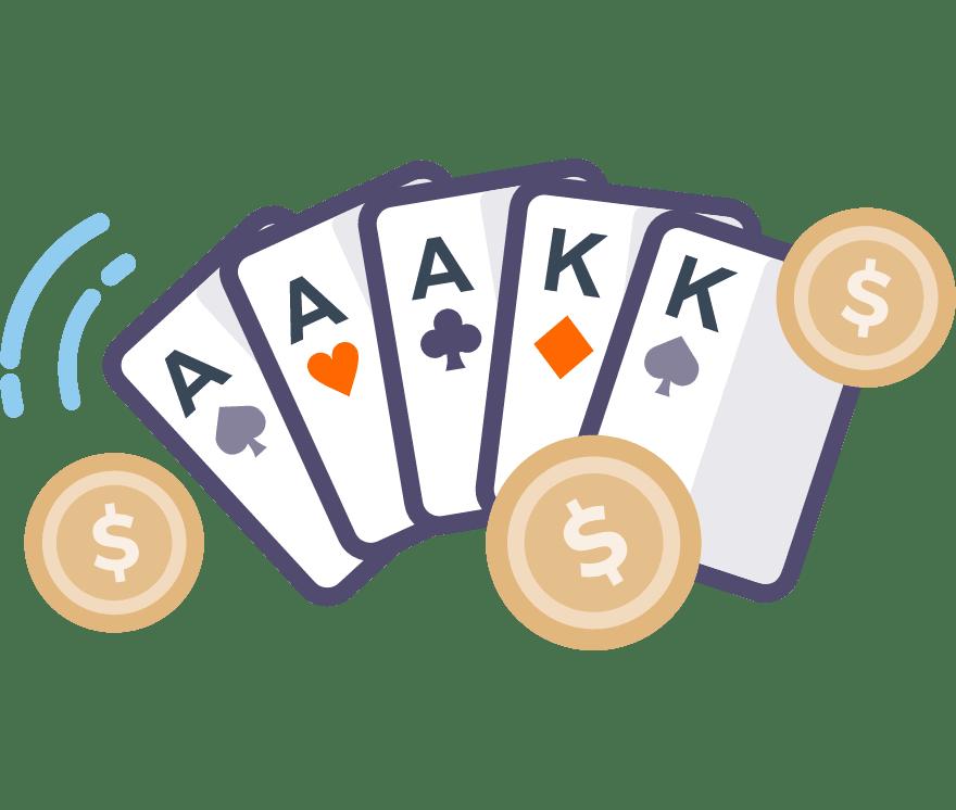 Los 95 mejores sitios de Casino de Póker en línea en Ecuador