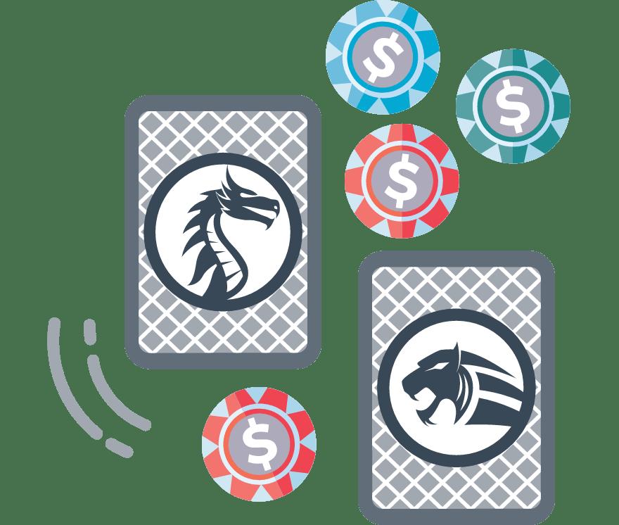 Los 40 mejores sitios de Casino de Dragón Tigre en línea en Ecuador