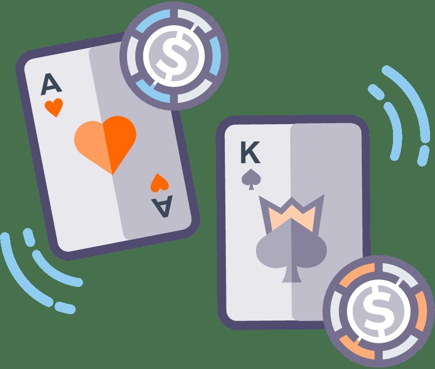 Los 8 mejores sitios de Casino de Guerra de casino en línea en Ecuador